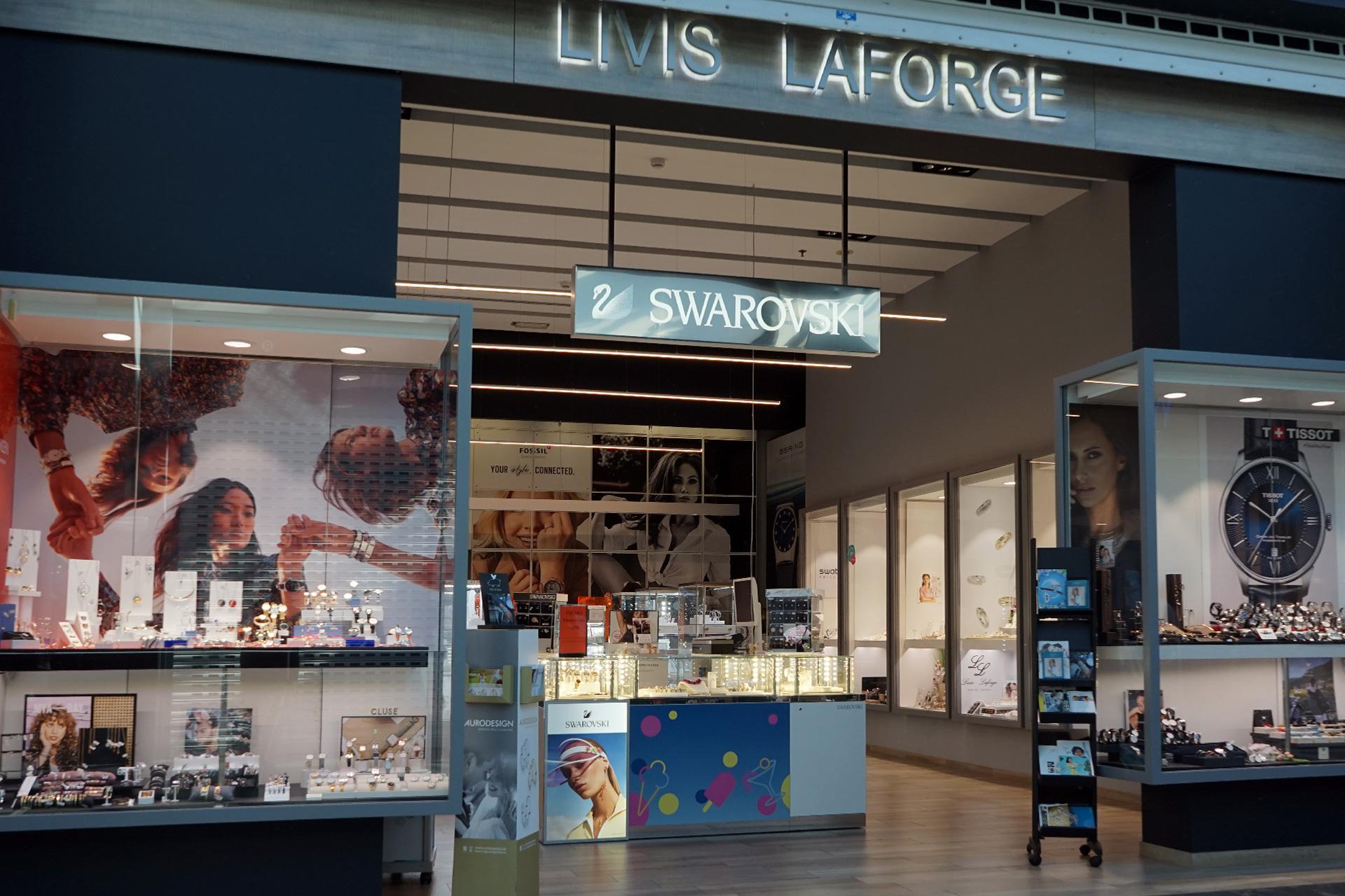 Bijouterie Livis-Laforge Les Grands Prés Mons