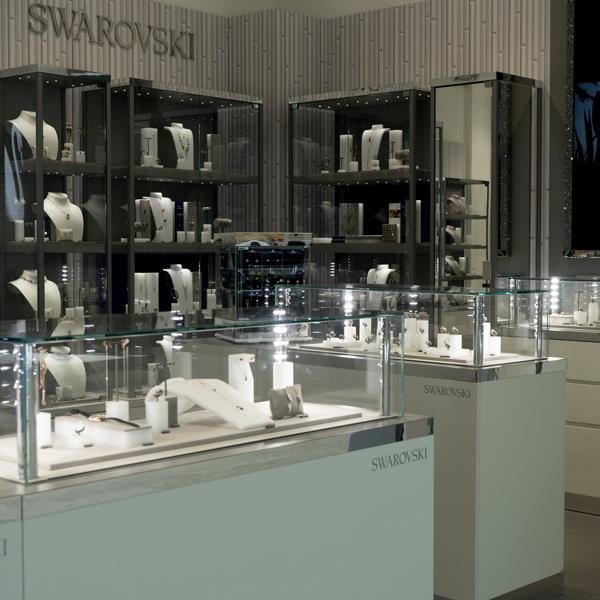 Bijouterie Swarovski Tournai Shopping Les Bastions Vitrines