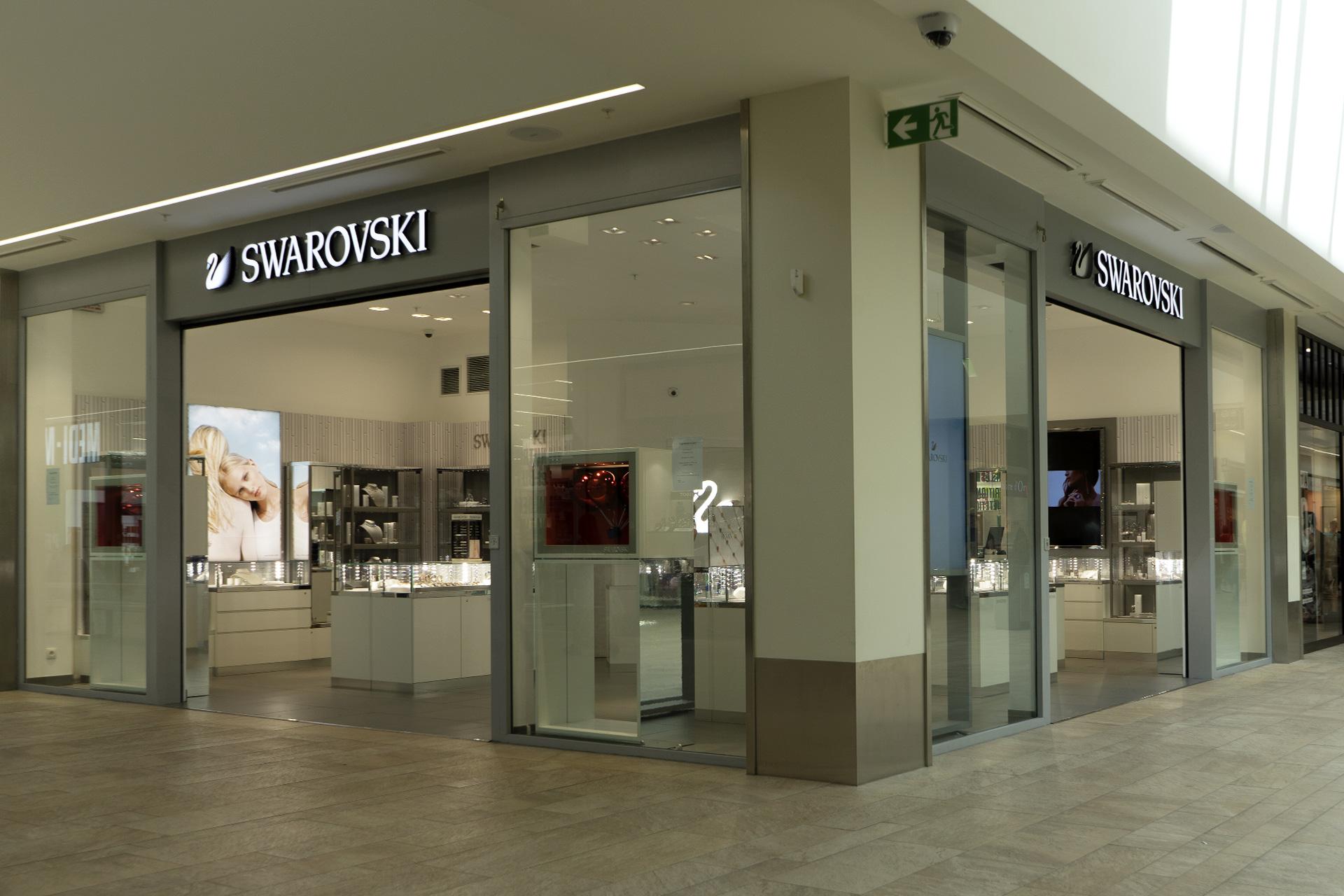 Bijouterie Swarovski Tournai Shopping Les Bastions