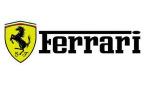 Logo de la marque Ferrari